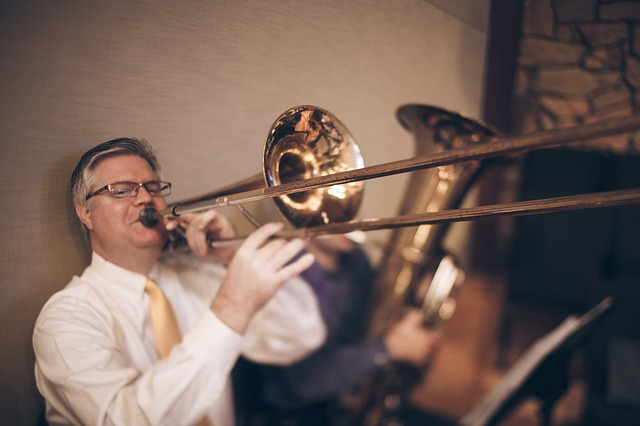 Grający zespół na wesele