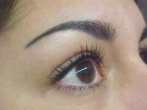 makijaż permanentny oczu i brwi