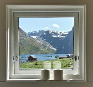 okno pcv w domu