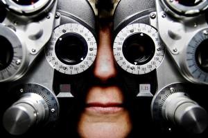 badanie wzroku w salonie optycznym