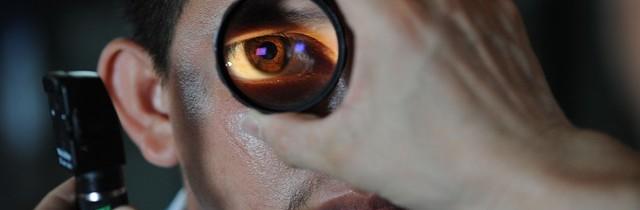 badanie w poradni okulistycznej