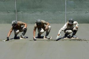 wylany beton towarowy