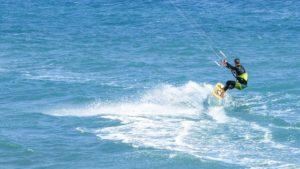 obóz kitesurfingu