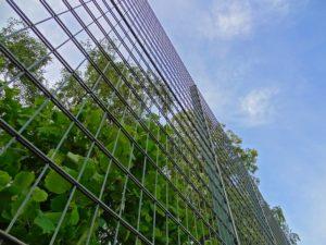panelowe ogrodzenia systemowe