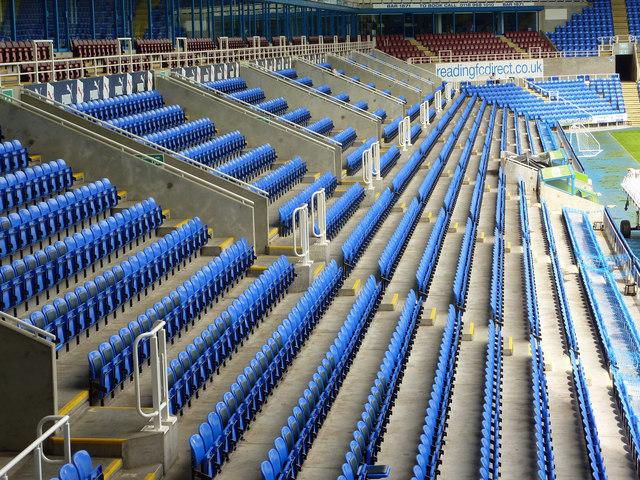 siedziska stadionowe