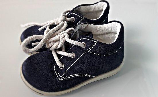 pierwsze buciki dla dzieci