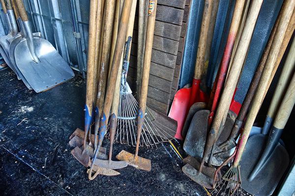 domki na narzędzia