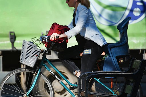 bezpieczne foteliki rowerowe bobike