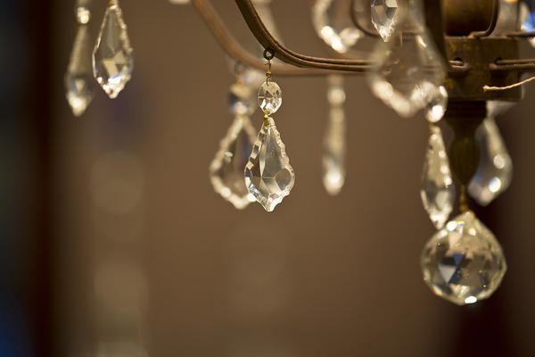 lampy kryształowe sufitowe