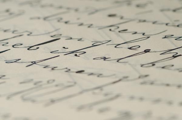 analiza autentyczności pisma