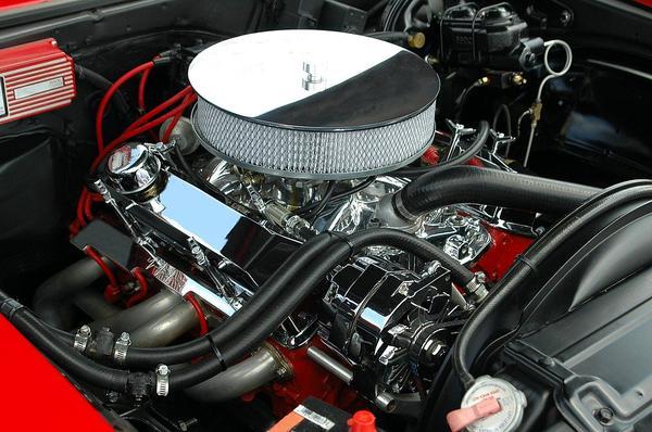 naprawa sterownika silnika