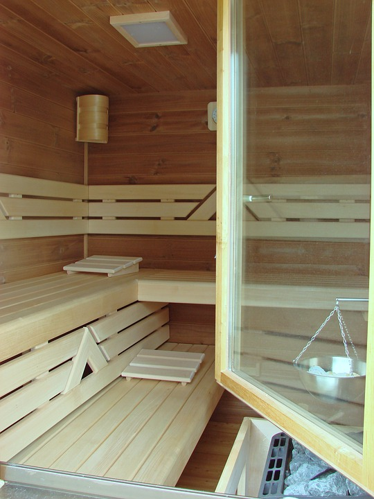 budowa sauny parowej