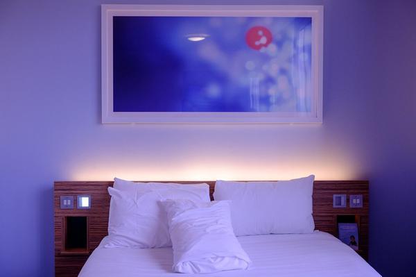 poduszka dekoracyjna biała