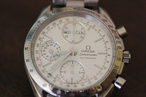 zegarki męskie Omega